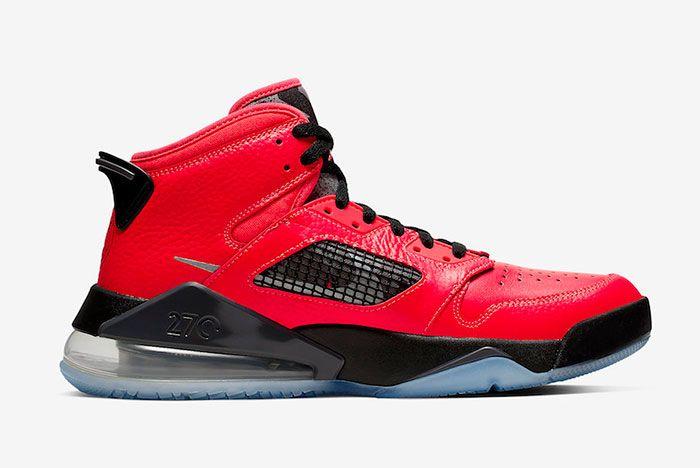 Jordan Mars 270 Psg Infrared Cn2218 600 Release Date 2 Side