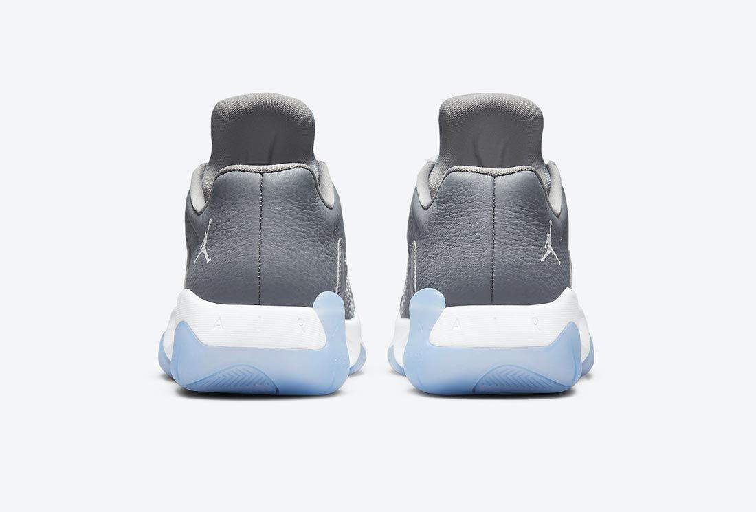 Air Jordan 11 CMFT Low 'Cool Grey'