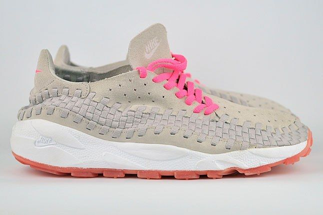 Nike Pink Footscape Woven 1