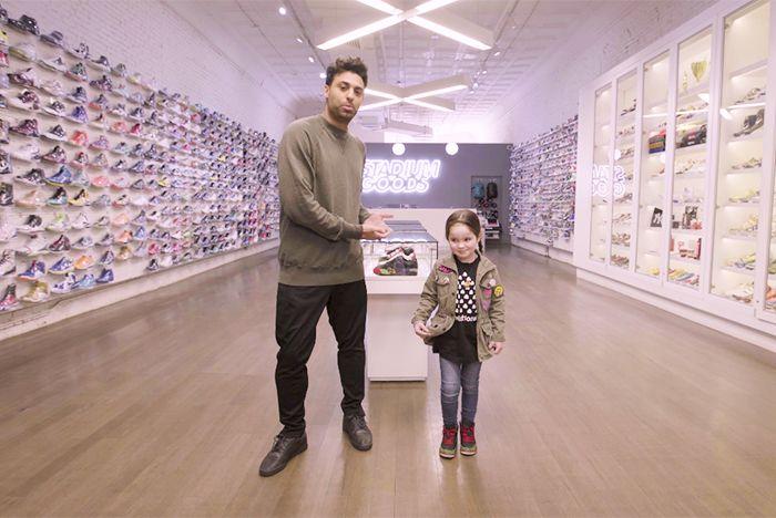 J La Puma Sneaker Shopping