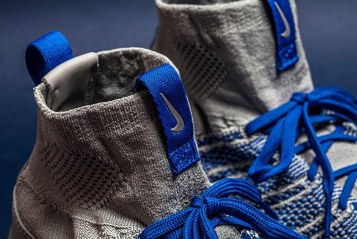 Nike Free Flyknit Mercurial Grey 3