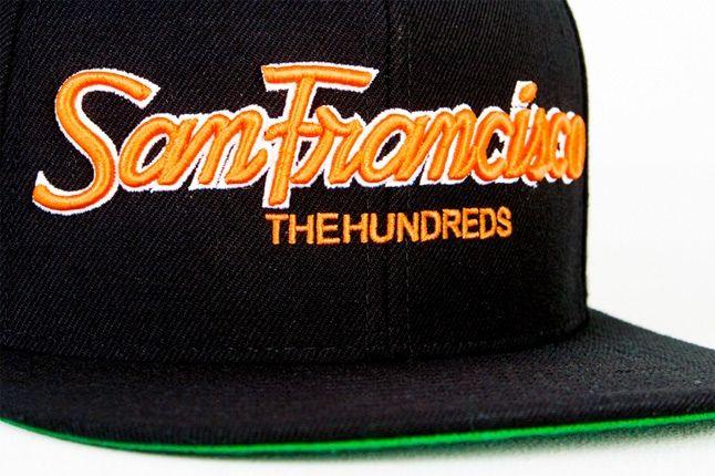 The Hundreds Snapback San Fran 1