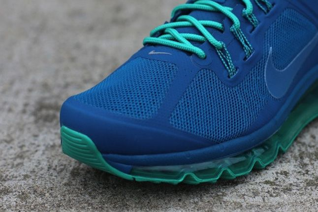 Nike Air Max 2013 Ext Atomic Teal Quater Front Detail 1