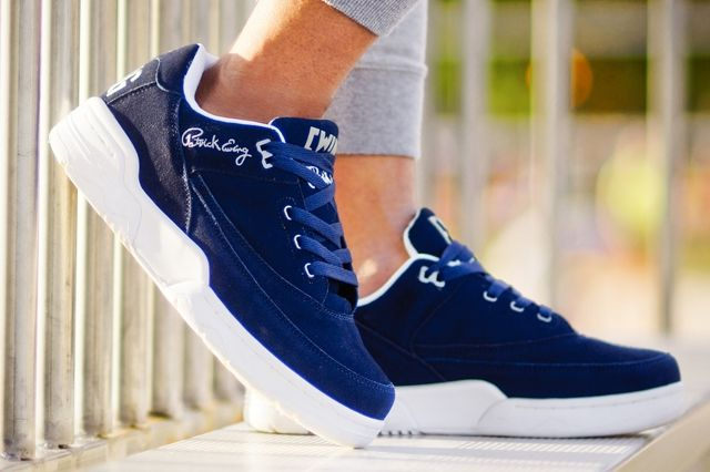 Ewing 33 Low Navy