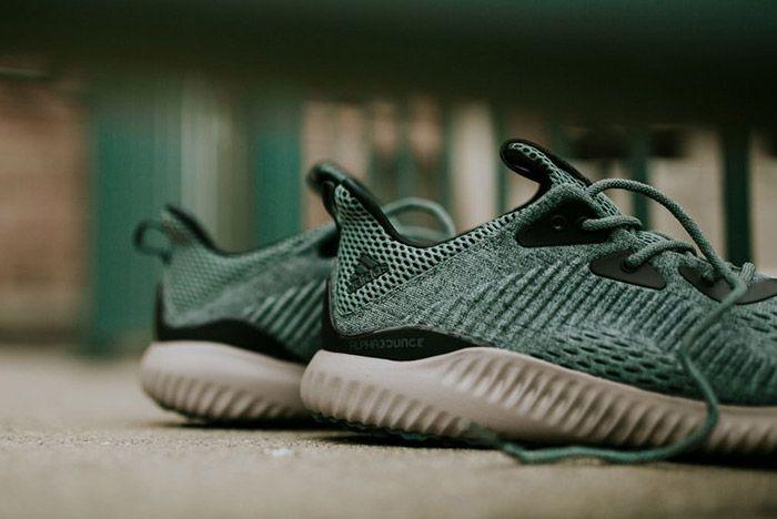 Adidas Alphabounce Trace Green 7