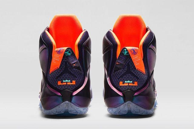 Nike Lebron 12 Instinct Bump 7