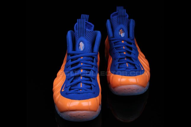 Spike Lee Foamposite Knicks 04 1