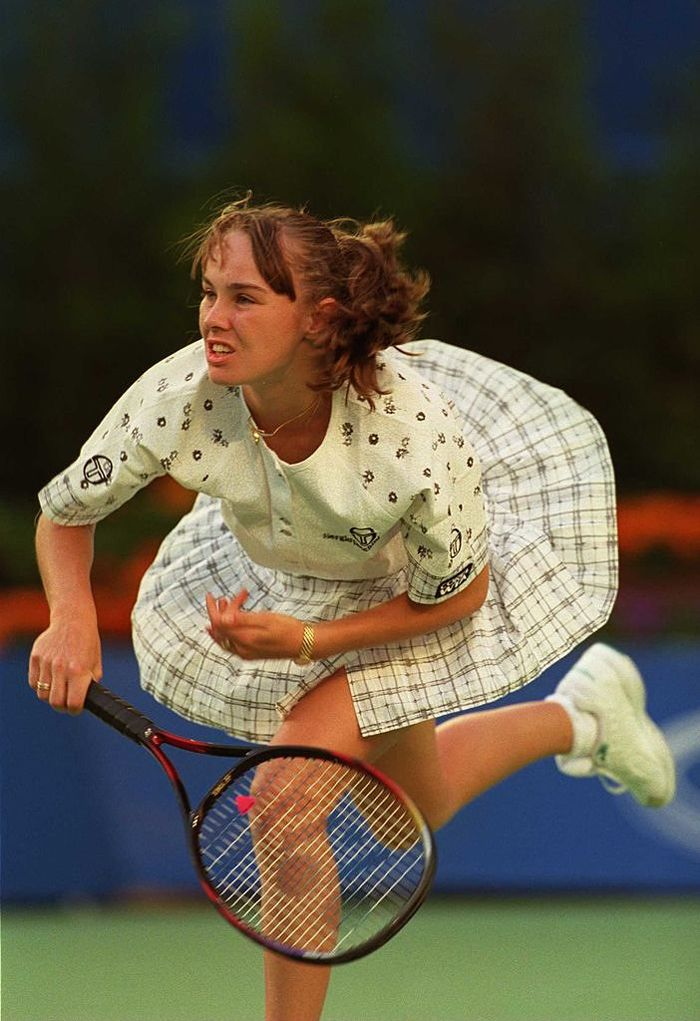 The Best Worst Attire From The Australian Open In The 90S