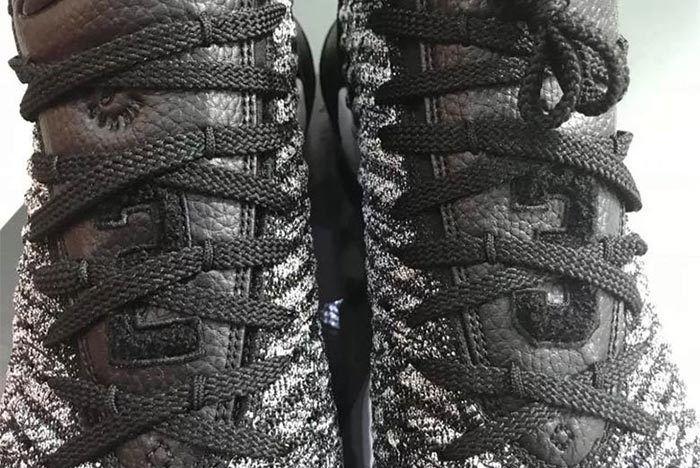Nike Lebron 16 Oreo First Look 1