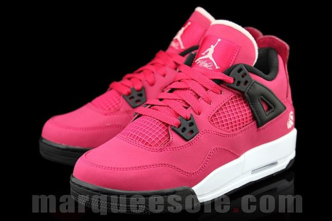 Air Jordan 4 For The Love Of The Game Gs 3 1