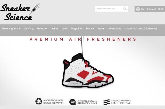 Sneaker Science