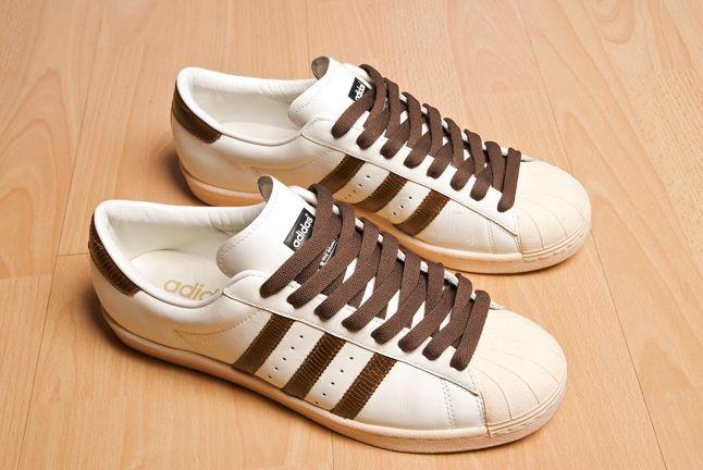 Dean Morris Adidas Superstar 6 1