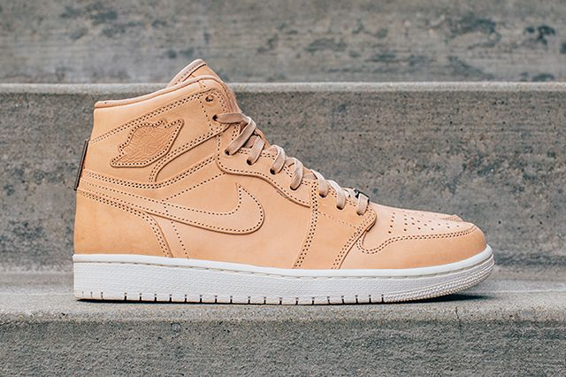 Air Jordan 1 High Pinnacle Vachetta Tan3