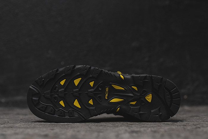 Nike Acg Air Zoom Tallac Lite Og Black Yellow 5