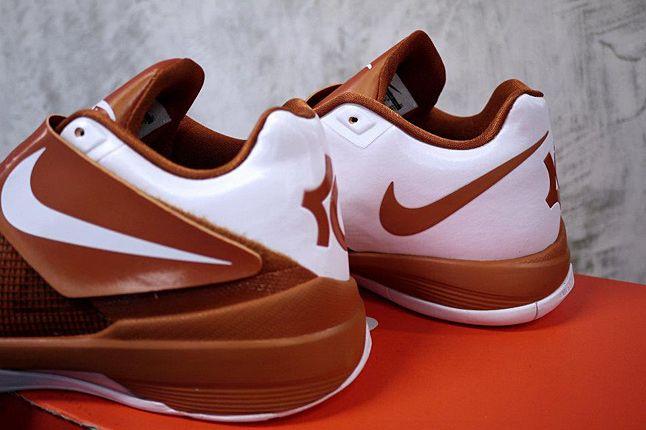 Nike Zoom Kd 4 Texas Longhorns 04 1