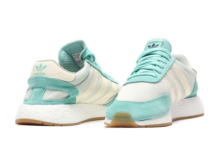 Adidas Iniki Runner Boost Blue 4