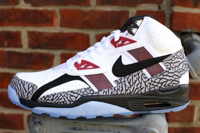 Air Trainer Sc High Prm Qs Alabama 6