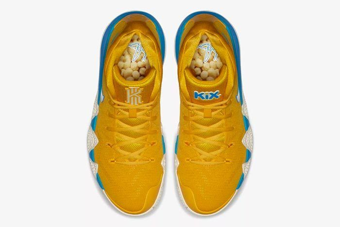 Nike Kyrie 4 Kix Release Date 7
