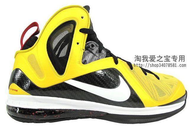 Nike Lebron 9 Elite Taxi 01 1