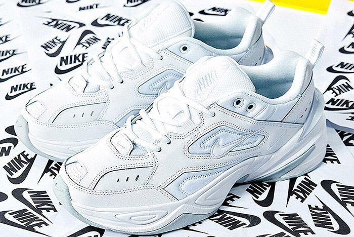 Nike M2 K Tekno White Pure Platinum 2