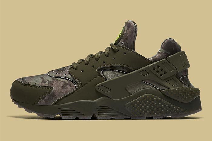 Nike Air Huarache Camo At6156 300 5