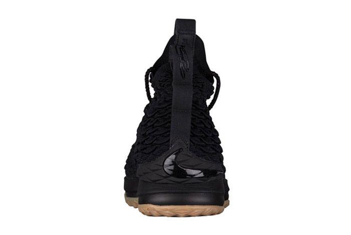 Nike Lebron 15 Black Gum 3