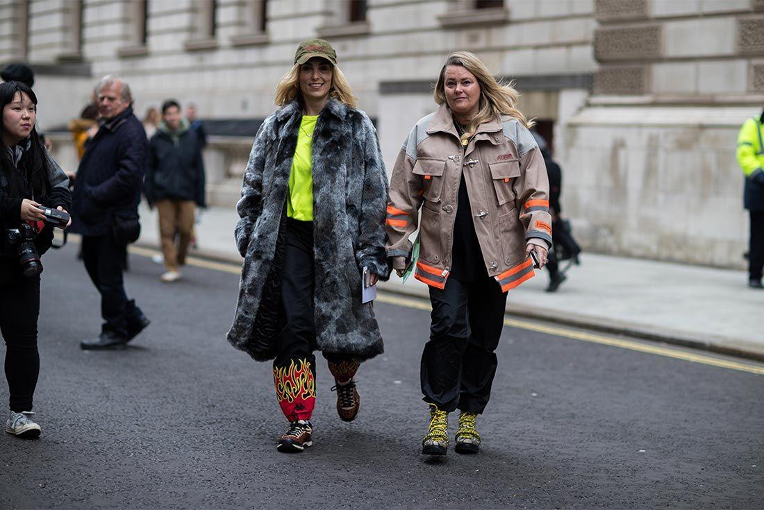 Eva Al Desnudo Highsnobiety London Fashion Week Style Recap 2019