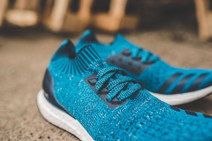 Adidas Ultraboost Uncaged Blue White 4