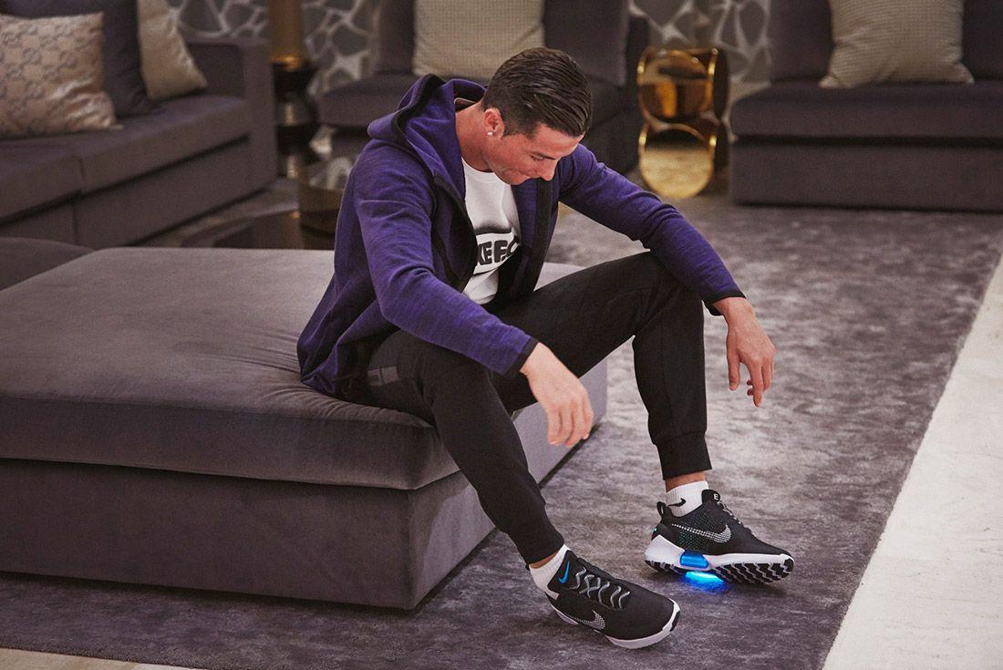 Matreial Matters Nike Hyperadapt Ronaldo