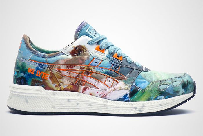 Vivienne Westwood Asics Right