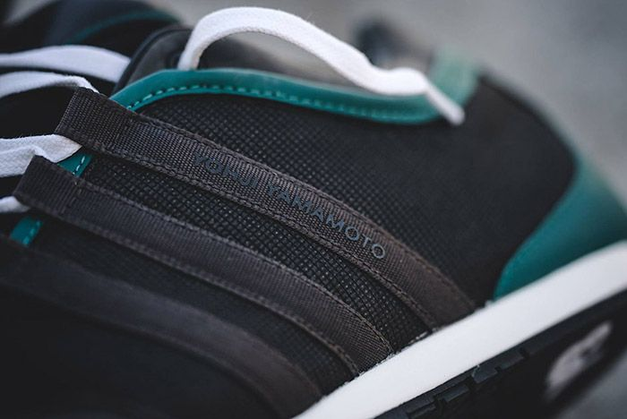 Adidas Y 3 Boxing Charcoal Teal 1