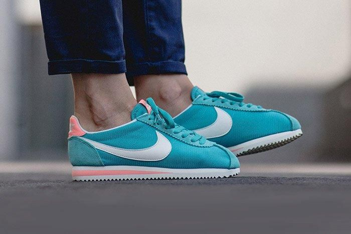 Nike Cortez Washed Teal Atomic Pink Wmns 2