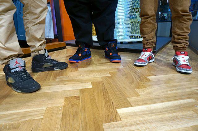 Nike Store 267 Chapel Street 19