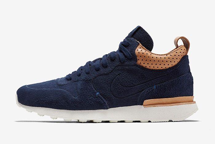 Nike Internationalist Mid Royal Navy Blue 3