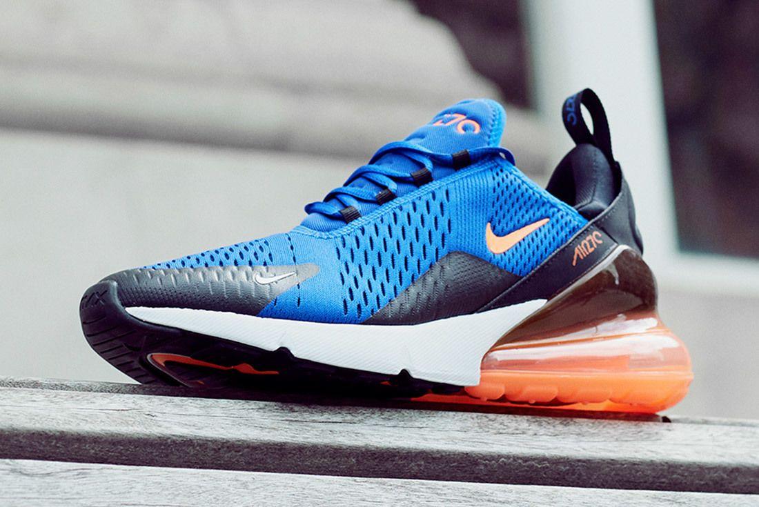 Nike Air Max 270 Knicks 2