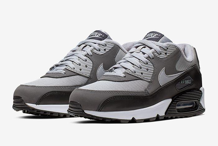 Nike Air Max 90 Greyscale Quarter