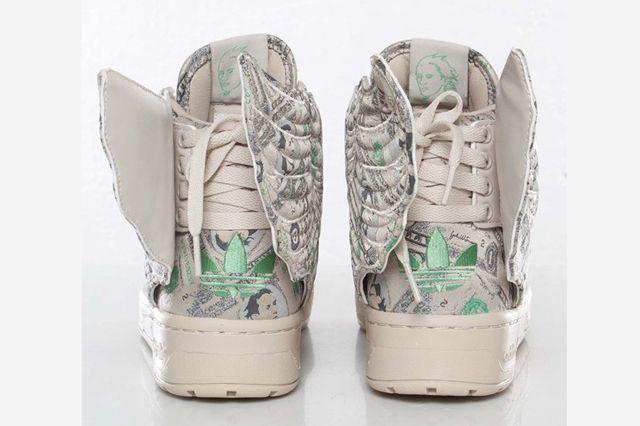 Adidas Jeremy Scott Money Back
