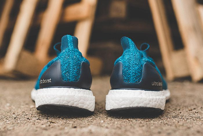 Adidas Ultraboost Uncaged Blue White 1