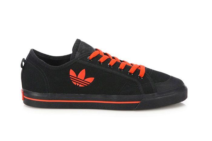 Raf Simons Adidas Spirit Low Top Black 1