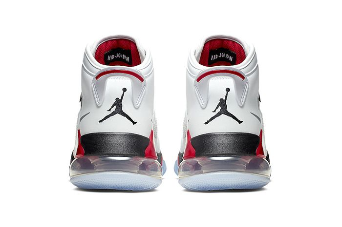 Jordan Mars 270 Fire Red Cd7070 100 Release Date Heel
