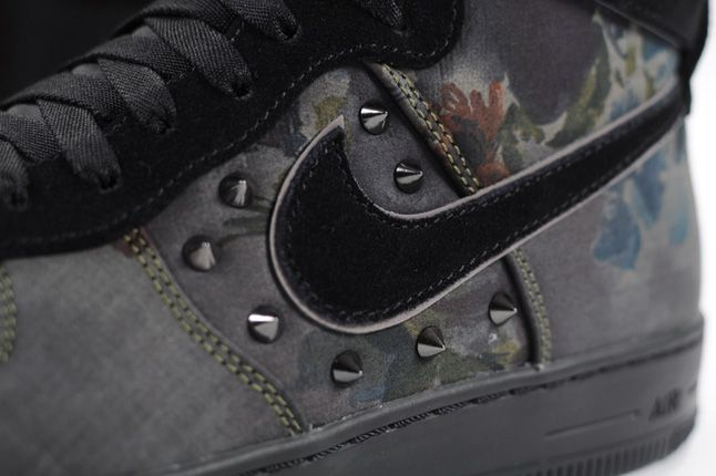 Liberty Of London Nike Air Force 1 Downtown Studded 1