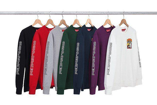Cliver Crewneck Sweaters Seven Rack 1