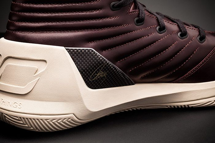 Under Armour Curry Lux Oxblood 14