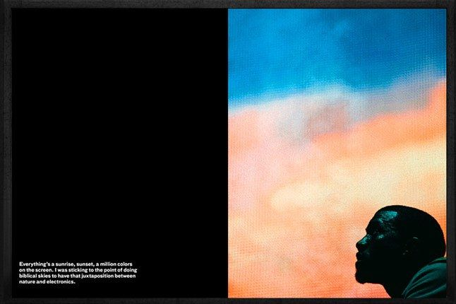 Kanye West Glow In The Dark Book 7 1