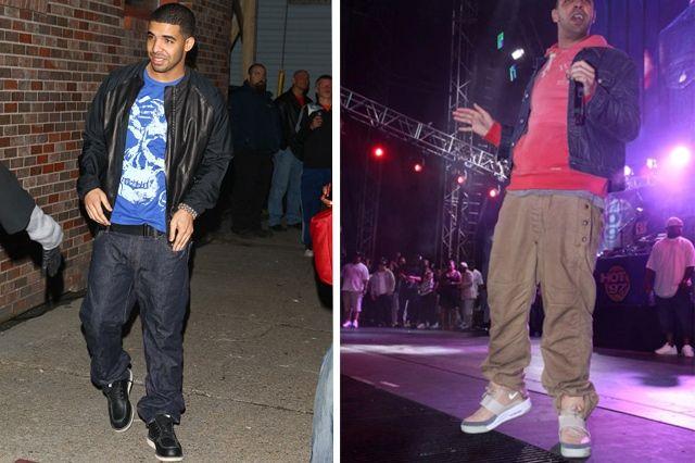 Drake Sneaker Style Profile Air Yeezy