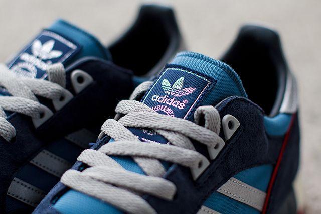 Adidas Originals Boston Super Stonewash Blue 4