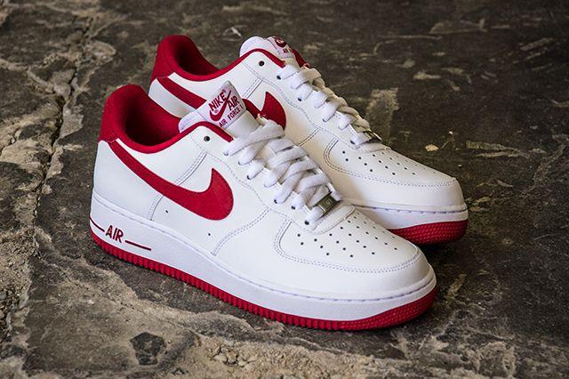 Nike Af1 Gymred 1