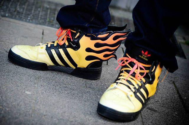 Monox Sneaker Store First Anniversary Party On Feet Recap Adidas Jeremy Scott