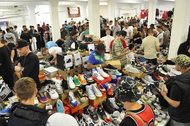 Crepe City London Sneaker Festival 91