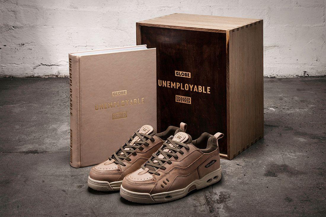 Sneaker Freaker X Globe Unemployable17